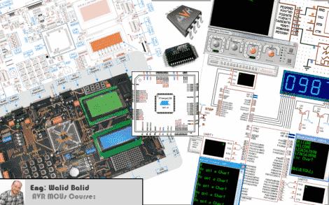دورة عن متحكمات AVR Microcontroller