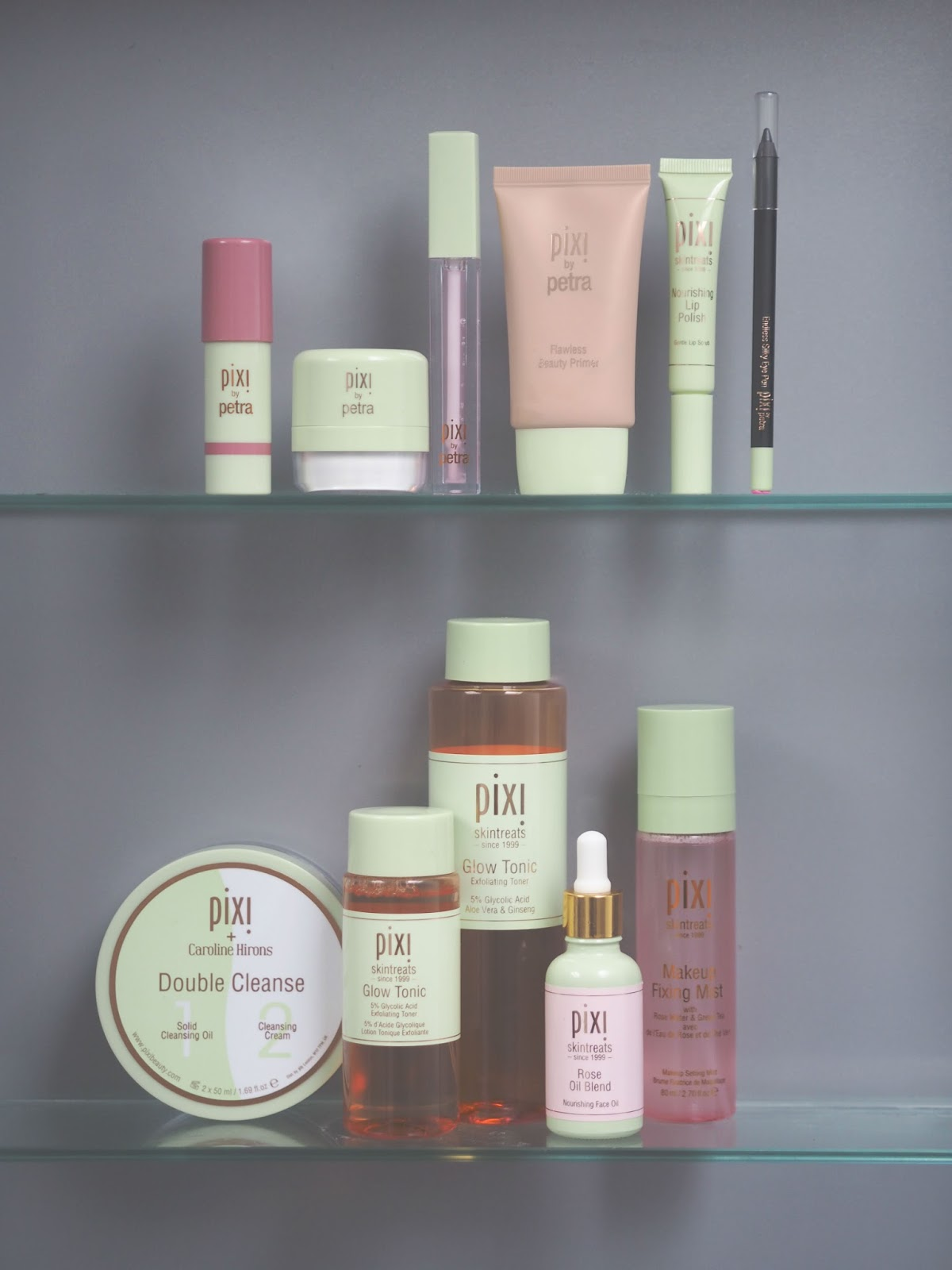 pixi beauty review
