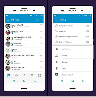 BBM Official V3.2.2.8 Apk Free Download