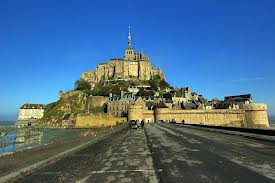 Mt. Saint Michel, France