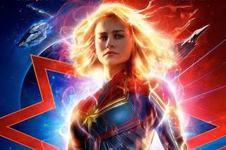 Capitã Marvel soma US$ 991 milhões nas bilheterias mundiais após quatro semanas em cartaz.