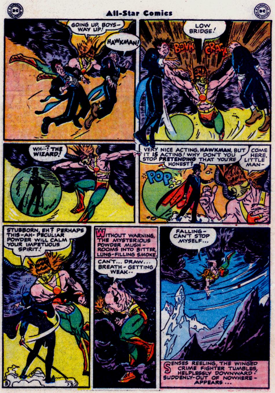 Read online All-Star Comics comic -  Issue #34 - 12
