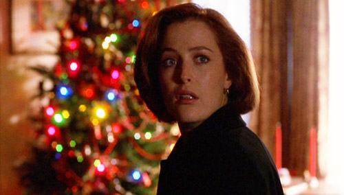 X Files Christmas Carol.Siskoid S Blog Of Geekery The X Files 126 Christmas Carol