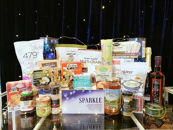 Healthy Option Christmas Gift Boxes
