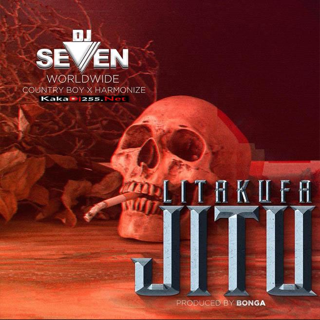 Dj Seven Ft Country Boy & Harmonize - Litakufa Jitu