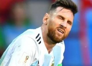 الأرجنتين تخرج من كأس العالم ميسي حلم يكمن