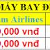 Đặt vé máy bay đi Hà Nội giá bao nhiêu ?