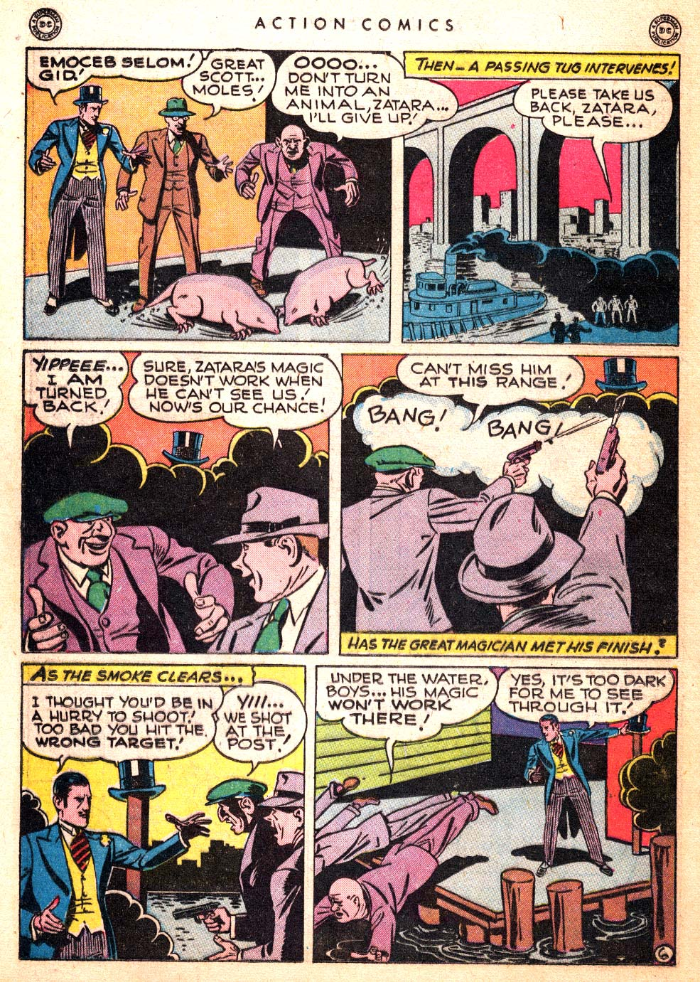 Read online Action Comics (1938) comic -  Issue #106 - 30