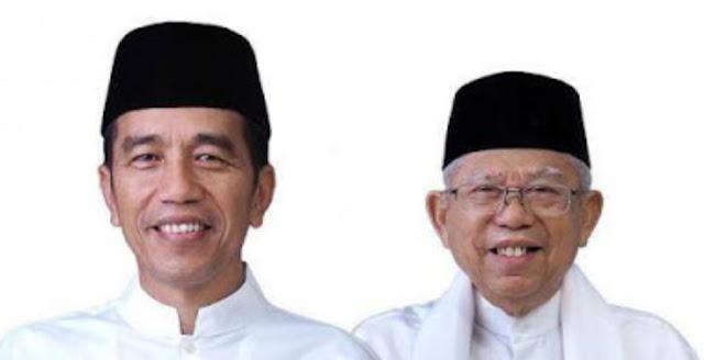Dukungan Jokowi-Ma'ruf di Jawa Barat Terus Meningkat