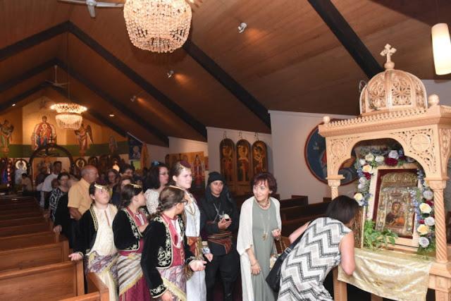 Το 35ο ετήσιο Ιερό Προσκύνημα της Παναγίας Σουμελά