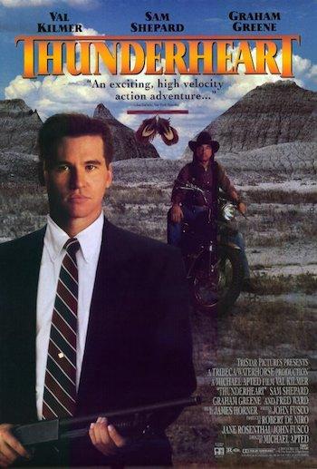 Thunderheart 1992 Dual Audio Hindi Movie Download