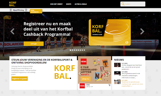 Korfbal NL web