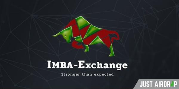 IMBA Exchange Airdrop - Free 1500 IMBA