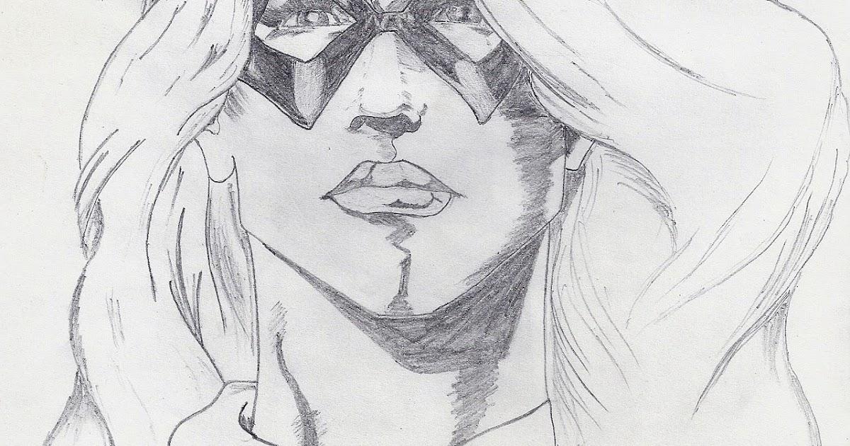Saurabh's sketchbook: Ms Marvel