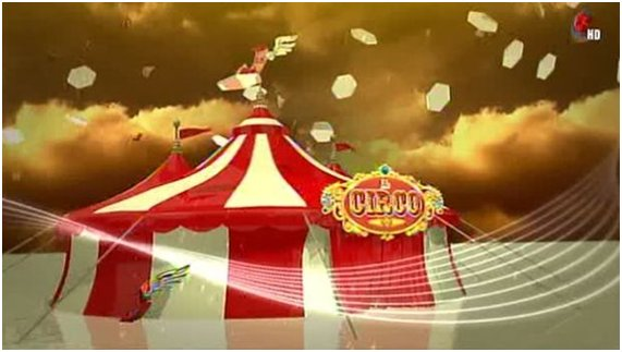 722a83934 los tres monos: El circo fantasma