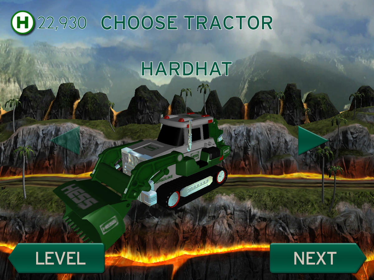 Hess Tractor Trek Apk + Data v1.0.4