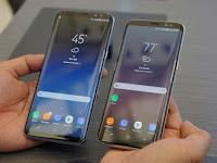 Galaxy S8 Jadi Gadget Samsung yang Paling Banyak Dipesan
