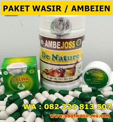 Obat Ambeien Mujarab Di Situbondo WA : 082326813507