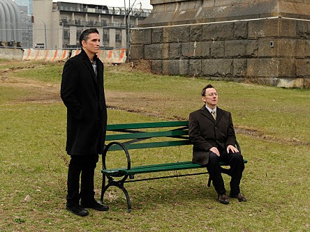 Person Of Interest - Season 1 Episode 01