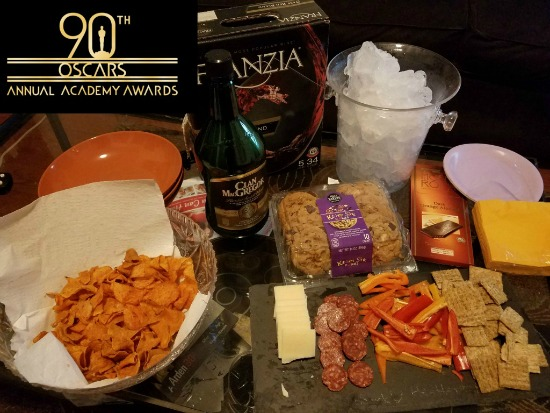 Oscar Party Food