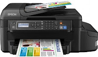 Epson WorkForce ET-4550 driver download Windows 10, Mac, Linux