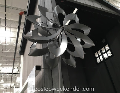 Improve the decor of your backyard with the Wind Catcher