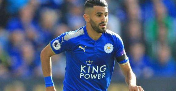 Riyad Mahrez Ingin Pindah dari Leicester City Januari 2018