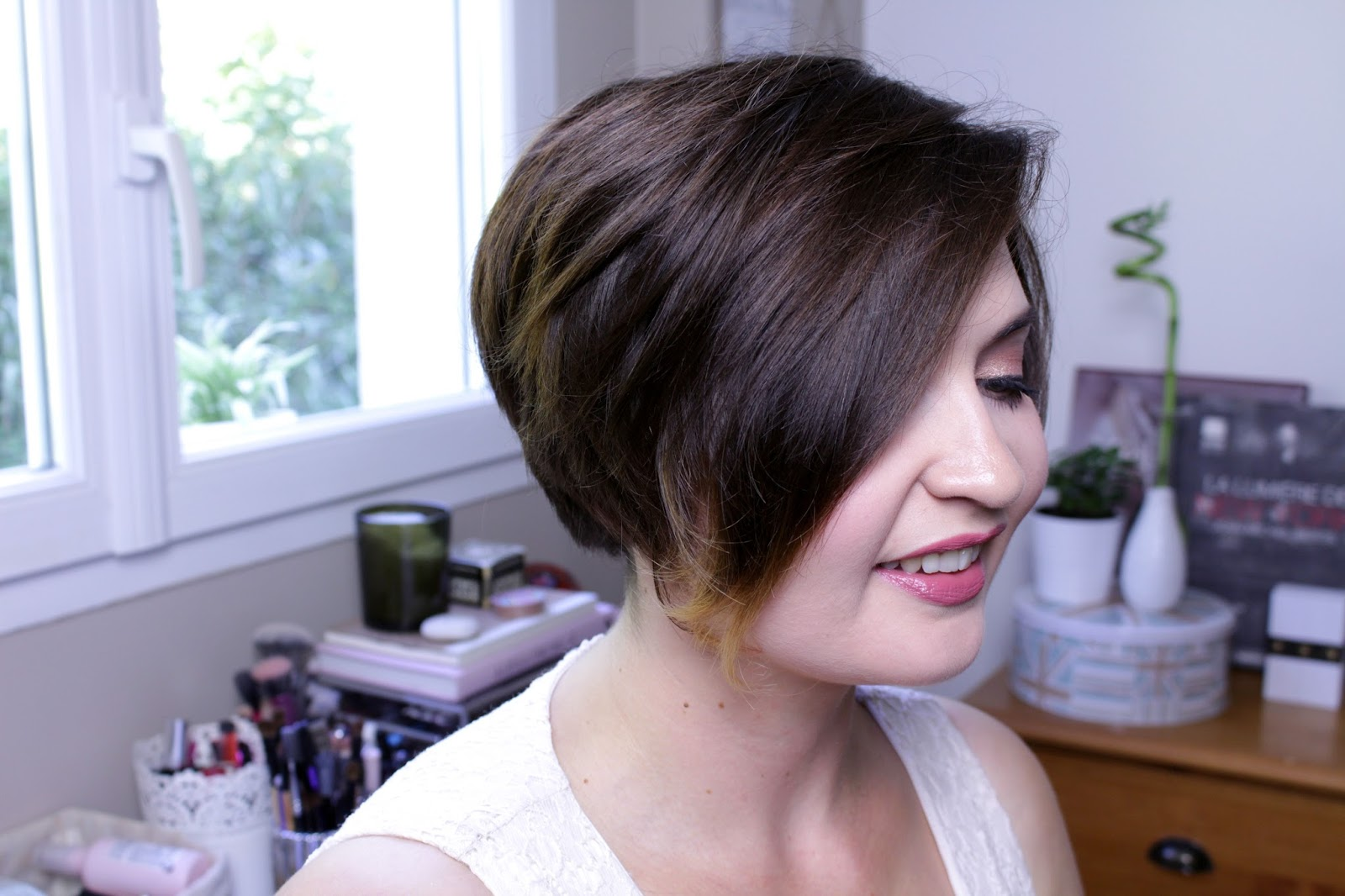 Styling Short Hair