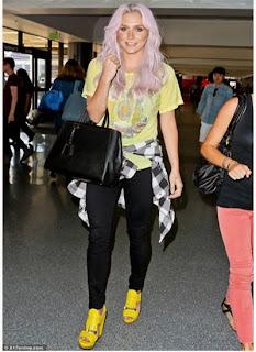 Kesha estilo Cabello