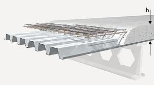 Jual Floor Deck / Bondek Berbagai Ukuran Harga super Murah