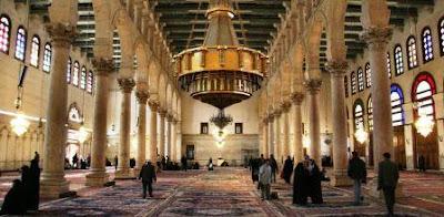 masjid disukai jin setan