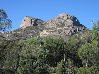 Monte Amos. Freycinet, en Tasmania
