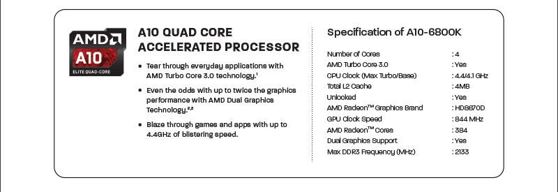 3rd Generation AMD APU Codename