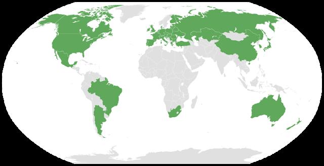 NSG-Member-Countries