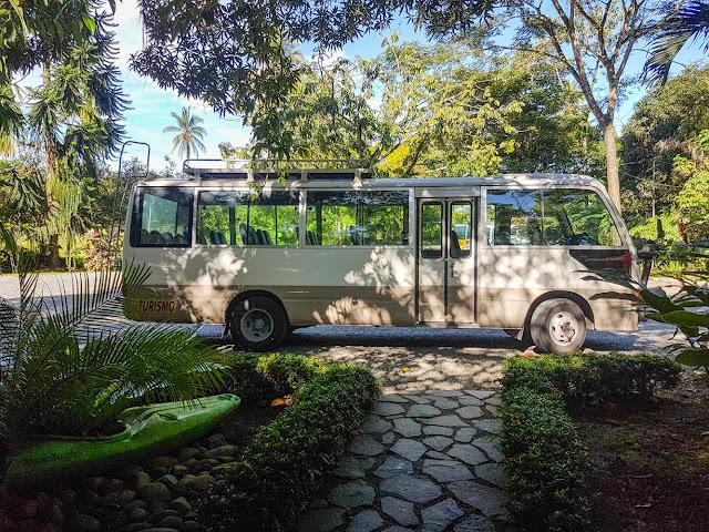 Autobús de Ríos Tropicales
