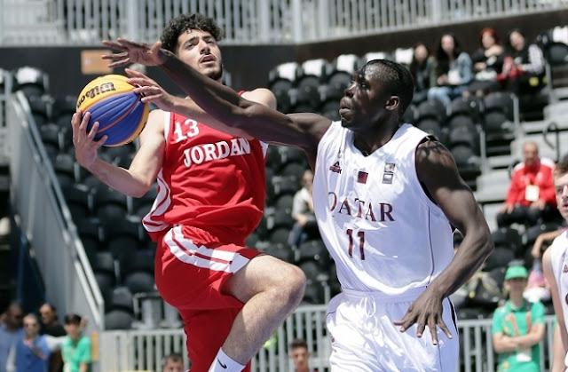 كرة السلة الاردن