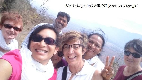 voyage en groupe inde