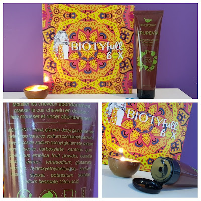 "BIOTYfull Box ""L'Ayurvédique"" shampooing epurevia"