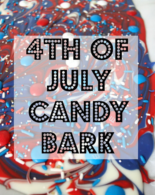 4th of July Bark! Looks so cool- have to make this!