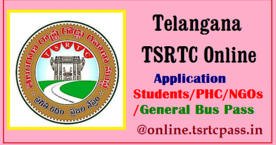 on online bus p application form tsrtc