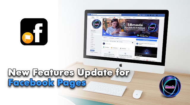New Features Update for Facebook Pages