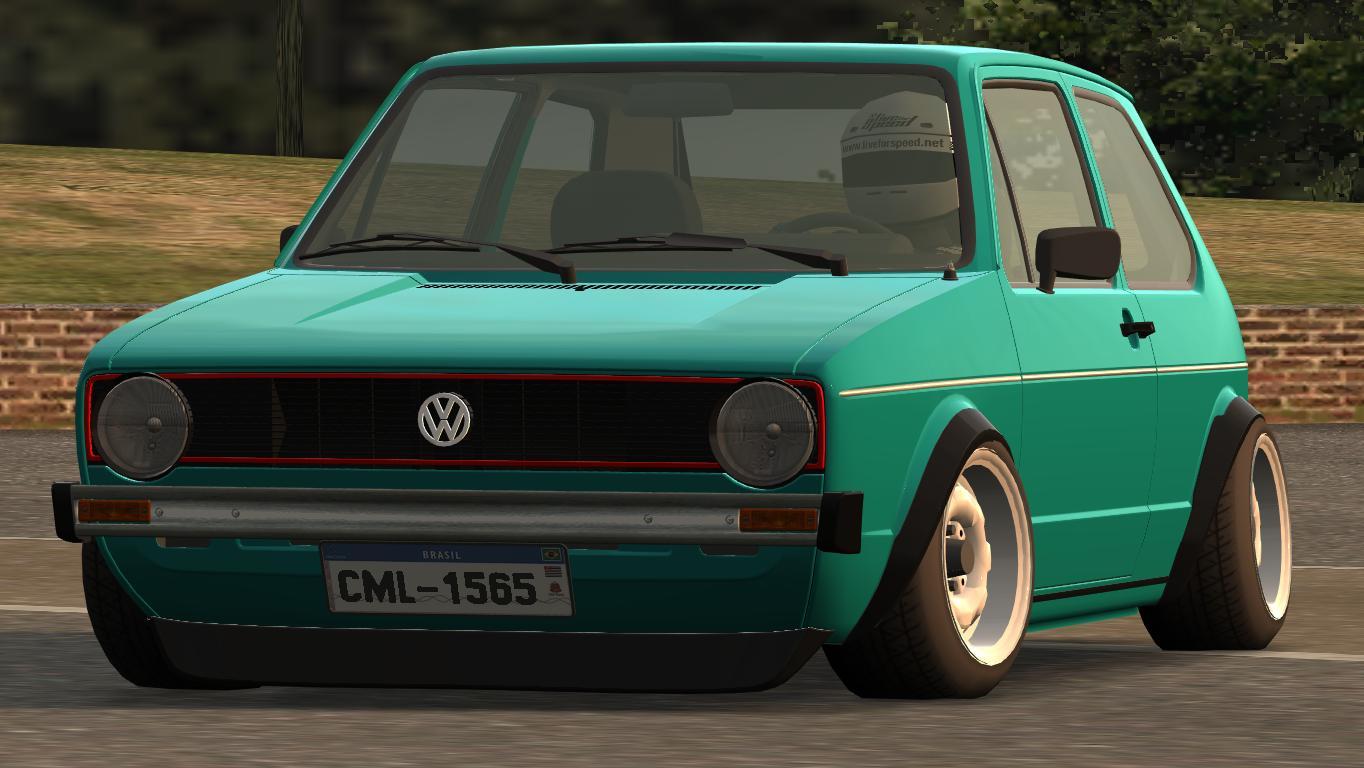 Lfs Golf Mk1 Lm