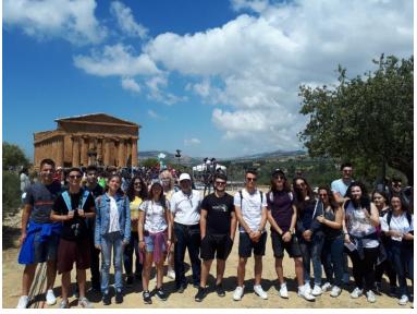 Πρέβεζα: Πρώτη Κινητικότητα μαθητών και εκπαιδευτικών στην Ιταλία για το ΓΕΛ Θεσπρωτικού στα πλαίσια του Erasmus+
