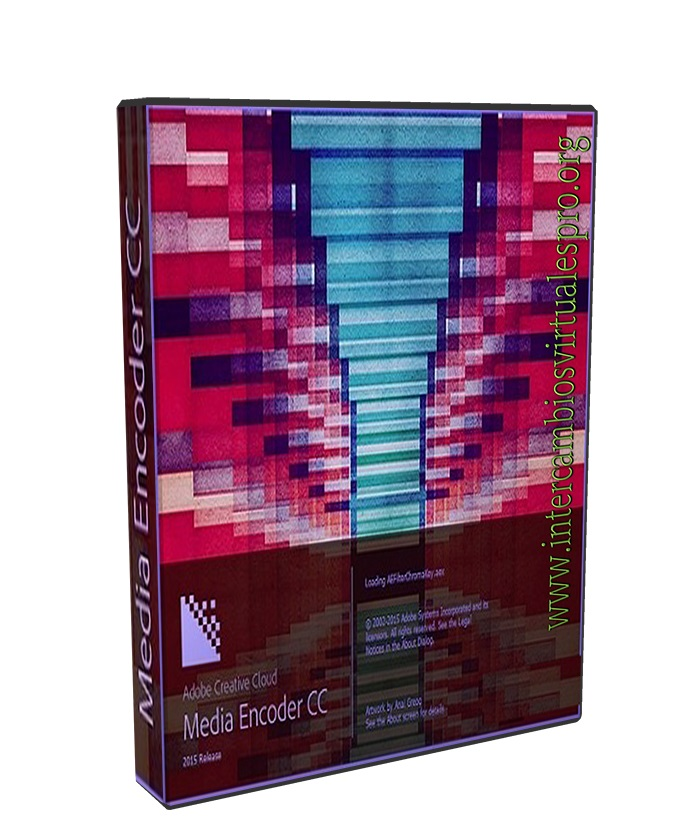 Adobe Media Encoder CC 2017 v11.0 poster box cover