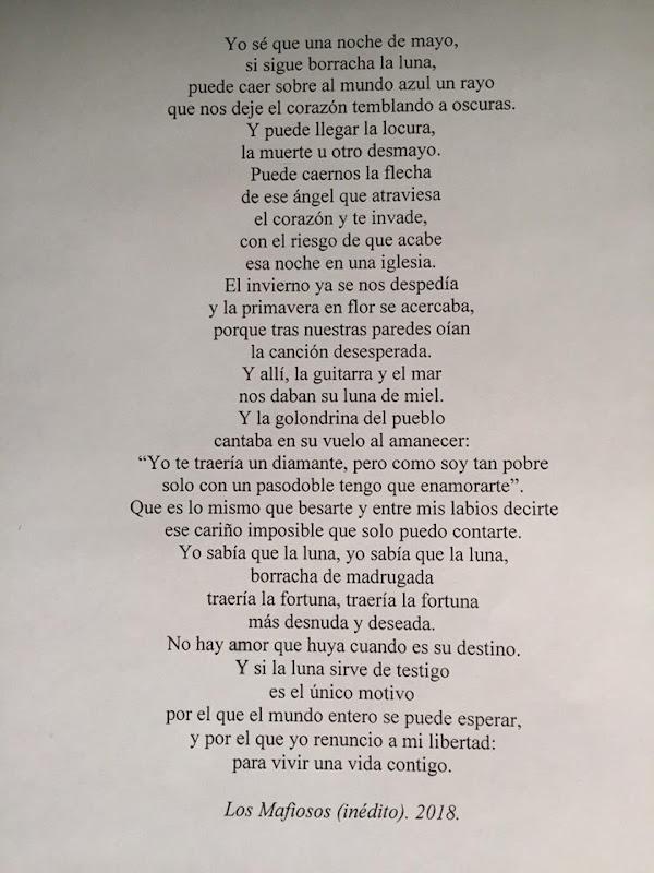 Pasodoble Inédito de Juan Carlos Aragon