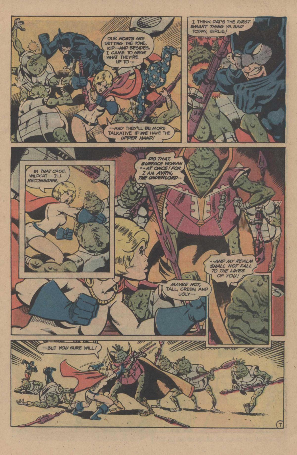 Read online All-Star Comics comic -  Issue #67 - 11