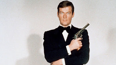 Roger Moore-James Bond