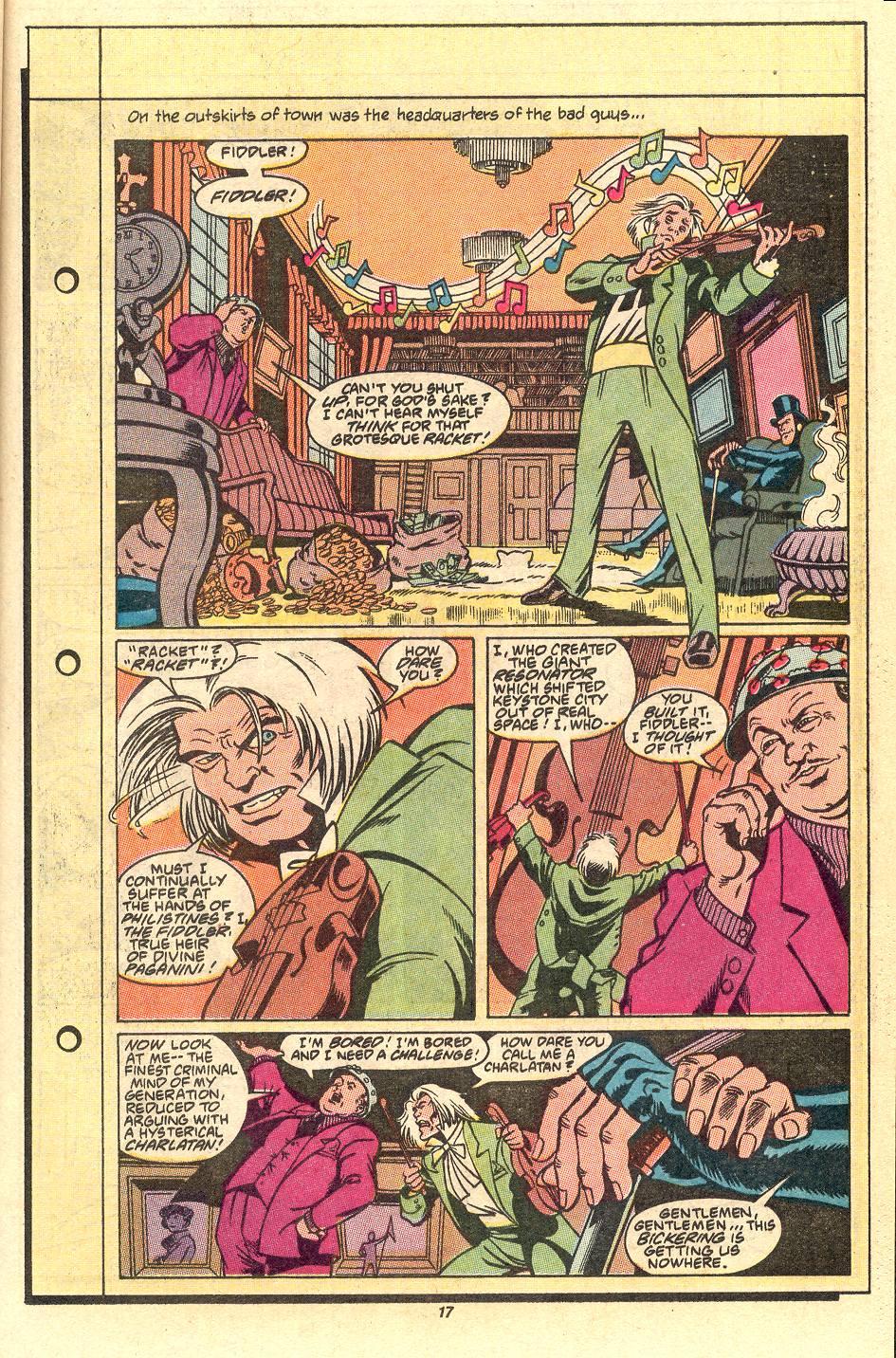 Read online Secret Origins (1986) comic -  Issue #50 - 19