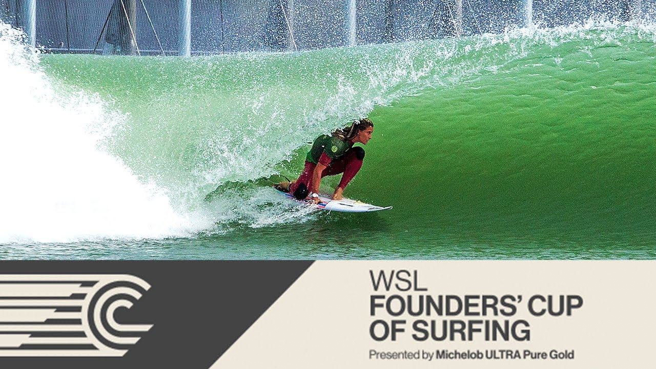 Get Ready for the First-Ever Founders Cup of Surfing at the Surf Ranch