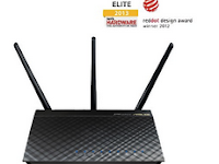 Download ASUS RT-AC66U Firmware and Setup Router wifi